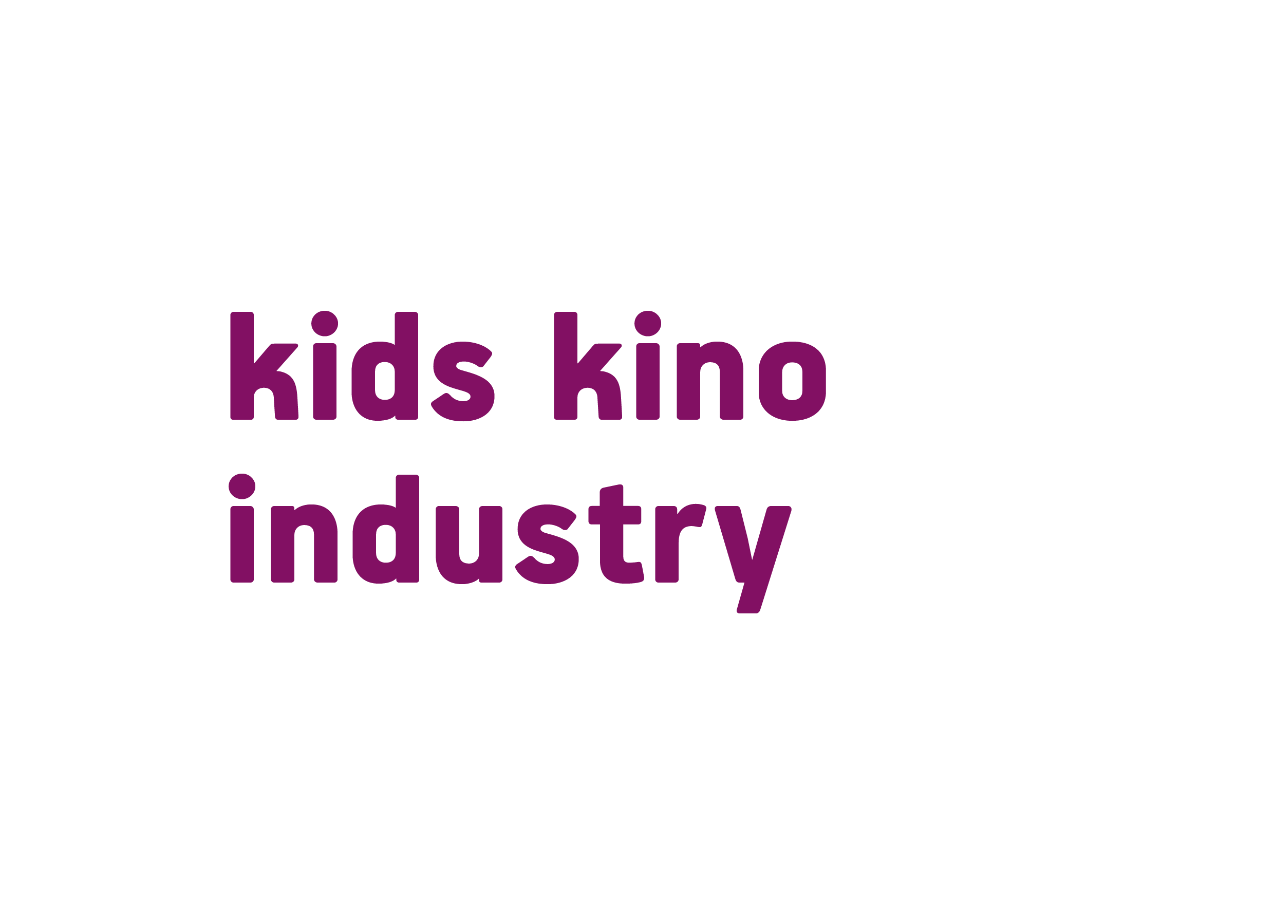 Kids Kino Industry